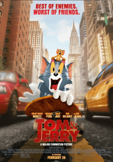 Tom and Jerry 3D Online 2021