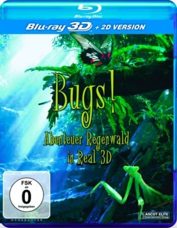 Bugs! A Rainforest Adventure 3D Online 2003