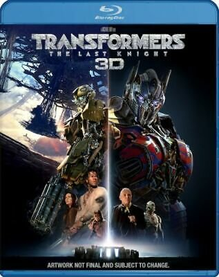 Transformers: The Last Knight 3D Online 2017