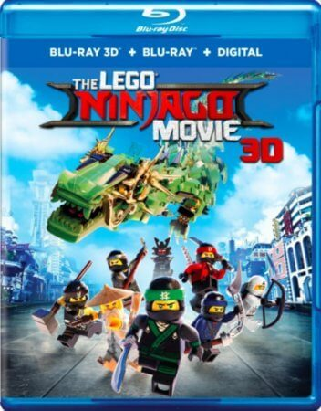 The Lego Ninjago Movie 3D Online 2017