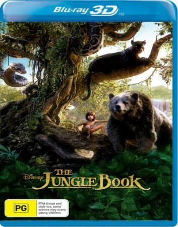 The Jungle Book 3D Online 2016