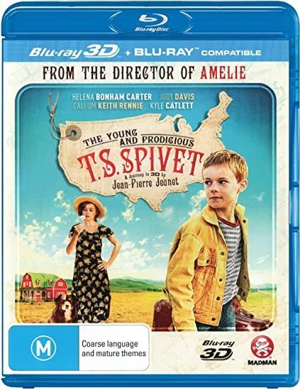 The Young and Prodigious T.S. Spivet 3D Online 2013