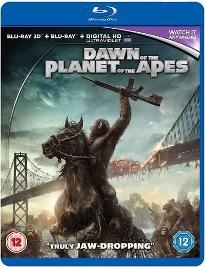 Dawn of the Planet of the Apes 3D Online 2014