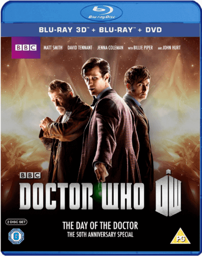 The Day of the Doctor 3D Online 2013