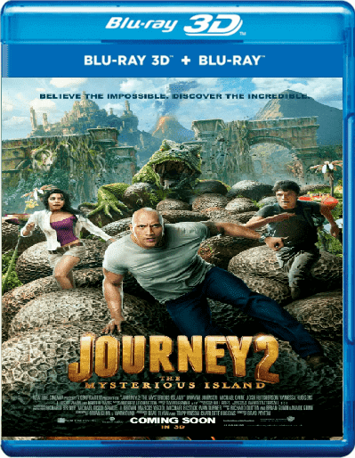 Journey 2: The Mysterious Island 3D Online 2012