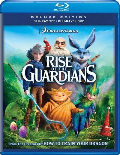 Rise of the Guardians 3D Online 2012