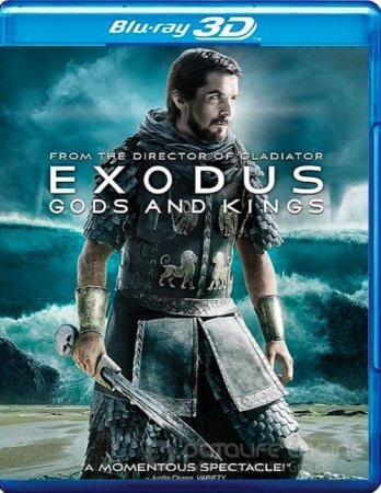 Exodus: Gods and Kings 3D Online 2014