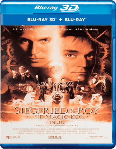 Siegfried & Roy Magic Box 3D Online 1999